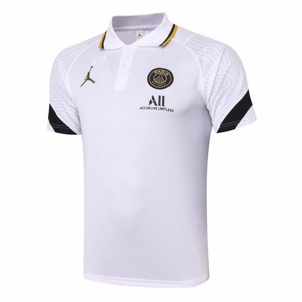 Polo Paris Saint Germain 2020/2021 Blanco
